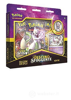 Pokemon Destino Sfuggente Col.Mewtwo(IT)