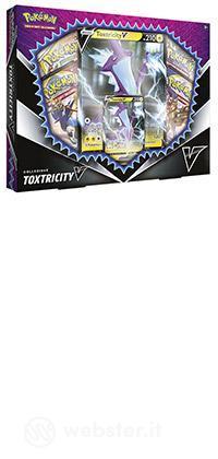 Pokemon Collezione Toxtricity - V