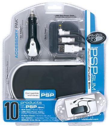 MAD CATZ PSP Accessory Pak