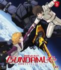 Mobile Suit Gundam Unicorn. Vol. 5. Lo Unicorn Nero (Blu-ray)