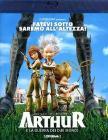 Arthur e la guerra dei due mondi (Blu-ray)