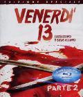 Venerdì 13. Parte II. L'assassino ti siede accanto (Blu-ray)