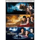 Twilight Saga Trinity. Limited Edition (Cofanetto 3 dvd)