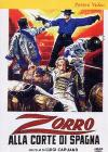 Zorro alla corte di Spagna