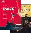 Claudio Monteverdi - L'Incoronazione Di Poppea / Handel - Tamerlano (2 Dvd)