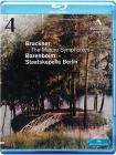 Anton Bruckner. The Mature Symphonies. Symphony No. 4 (Blu-ray)