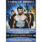 X-Men le origini. Wolverine (Cofanetto blu-ray e dvd)
