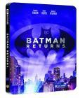 Batman Il Ritorno Steelbook (4K Ultra Hd+Blu-Ray) (2 Blu-ray)