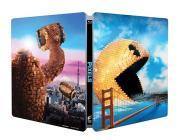 Pixels (2 Blu-Ray) (Steelbook) (Blu-ray)