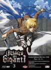 L' attacco dei giganti. Vol. 3. Limited Edition (Cofanetto blu-ray e dvd)