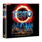 Toto - Toto 40 Tours Around The Sun (Dvd+2 Cd) (3 Dvd)