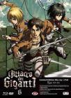 L' attacco dei giganti. Vol. 6. Limited Edition (Cofanetto blu-ray e dvd)