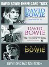 David Bowie - Three Card Trick (3 Dvd)