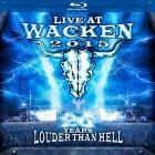 Live At Wacken 2015 - 26 Years (4 Blu-Ray) (Blu-ray)