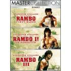 Rambo. Master Collection (Cofanetto 3 dvd - Confezione Speciale)