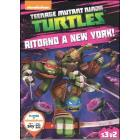 Teenage Mutant Ninja Turtles. Stagione 3. Vol. 2. Ritorno a New York