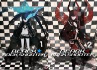 Black Rock Shooter. Serie completa (Cofanetto blu-ray e dvd)