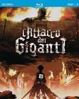 L' attacco dei giganti. Serie completa (4 Blu-ray)