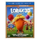 Lorax. Il guardiano della foresta 3D (Cofanetto blu-ray e dvd)