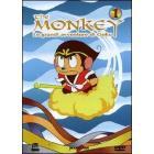 The Monkey. Le grandi avventure di Goku. Vol. 1