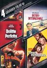 4 grandi film. Alfred Hitchcock (Cofanetto 4 dvd)