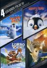 4 grandi film. Per tutta la famiglia (Cofanetto 4 dvd)