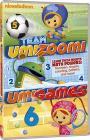 Team Umizoomi. Umigames