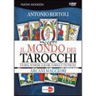 Antonio Bertoli. Scopri il mondo dei tarocchi. Arcani maggiori (2 Dvd)