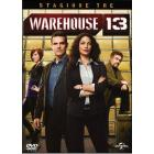Warehouse 13. Stagione 3 (4 Dvd)