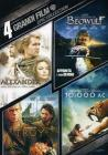 4 grandi film. Epic Collection (Cofanetto blu-ray e dvd)