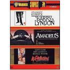 Barry Lyndon - Amadeus - Le relazioni pericolose (Cofanetto 3 dvd)