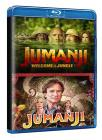 Jumanji Collection (2 Blu-Ray) (Blu-ray)
