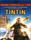 Le avventure di Tintin. Il segreto dell'unicorno (Cofanetto blu-ray e dvd)