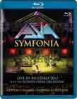 Asia - Symfonia - Live In Bulgaria 2013 (Blu-ray)