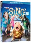 Sing (3D) (Blu-Ray 3D+Blu-Ray) (Blu-ray)