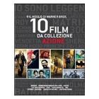 10 film da collezione. Azione (Cofanetto 10 blu-ray)