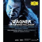 Richard Wagner. Der Fliegende Holländer. L'Olandese Volante (Blu-ray)