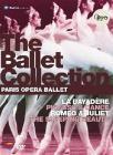 Paris Opera Ballet Collection. Bayadera - Romeo & Juliet - Sleeping Beauty - Pic (4 Dvd)