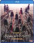 L'Attacco Dei Giganti Il Film - L'Urlo Del Risveglio (Blu-ray)