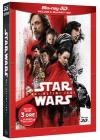 Star Wars - Gli Ultimi Jedi (Blu-Ray 3D+Blu-Ray) (Blu-ray)
