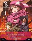 Sword Art Online Alternative Gun Gale Online #01 (Eps 01-06) (Blu-Ray+Dvd) (Ltd) (2 Blu-ray)