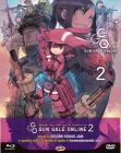 Sword Art Online Alternative Gun Gale Online #02 (Eps 07-12) (Ltd Edition) (Blu-Ray+Dvd) (2 Blu-ray)