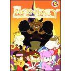The Monkey. Le grandi avventure di Goku. Vol. 6