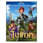Justin e i Cavalieri Valorosi 3D (Blu-ray)