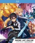 Sword Art Online III Alicization - Limited Edition Box #01 (Eps 01-12) (3 Blu-Ray) (Blu-ray)