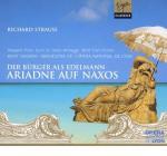 Richard Strauss. Arianna a Nasso. Ariadne auf Naxos