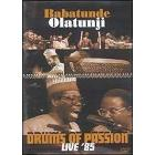 Babatunde Olatunji. Drums of Passion. Live '85