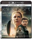 Arrival (Blu-Ray 4K Ultra HD+Blu-Ray) (Blu-ray)