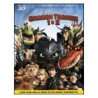 Dragon Trainer 1 & 2 3D (Cofanetto 2 blu-ray)