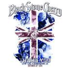 Black Stone Cherry - Thank You Livin Live Birmingham Uk 2014 (2 Dvd)